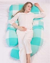 Remedy Full Body & Pregnancy Contour protable U shape travel Pillow Sleeping Pre
