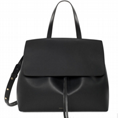 fashion design  leather hand bag for women