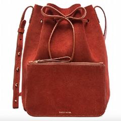 handmade leather bag cross body handbags