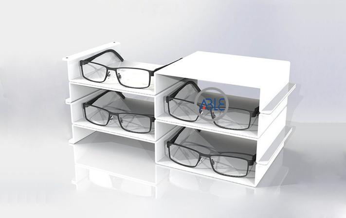 Customized Acrylic Sunglasses Display Stands 1