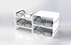 Customized Acrylic Sunglasses Display Stands