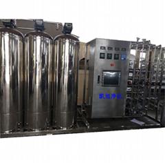 神州東方 實驗室污水處理一體化系統 廢水蒸發系統