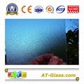 4 6 8mm Clear Nashiji Patterned Glass