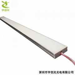 宇創光室內led櫥櫃鋁槽線條層板燈