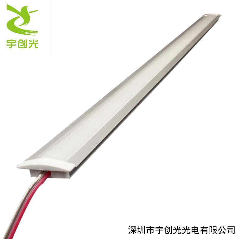 LED超薄2公分嵌入式帶邊開槽層板櫥櫃燈帶 3