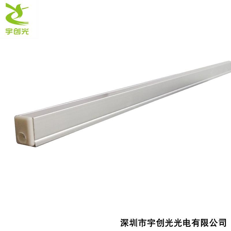 宇創光無光斑款明裝暗裝LED家居櫃子線條硬燈條 2