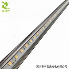 宇創光 120度多角度牆體打光led SMD 5050線條燈