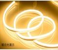 宇創光LED2835造型招牌字低壓粉紅光柔性霓虹燈帶 4