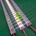 櫥櫃展櫃線條燈12V節能雙排LED144燈硬燈條 5