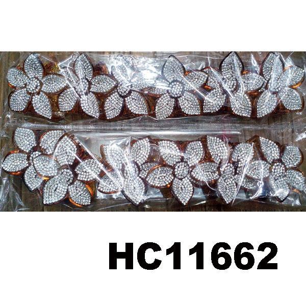 fashion clear crystal rhinestone plastic hair claw clips in stock 18