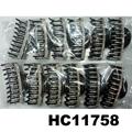 ladies elegant crystal stone plastic hair claw clips wholesale 12