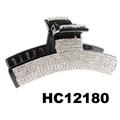 ladies elegant crystal stone plastic hair claw clips wholesale 13
