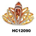 ladies elegant crystal stone plastic hair claw clips wholesale 20