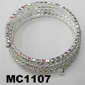 fashion women ladies rhinestone crystal stone bracelet wholesale