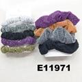 wholesale women girls satin hair band hair scrunchies 8