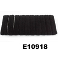 women girls daily use black cotton hairband wholesale