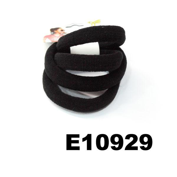 women girls daily use black cotton hairband wholesale 2