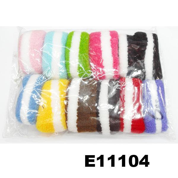women girls daily use black cotton hairband wholesale 7