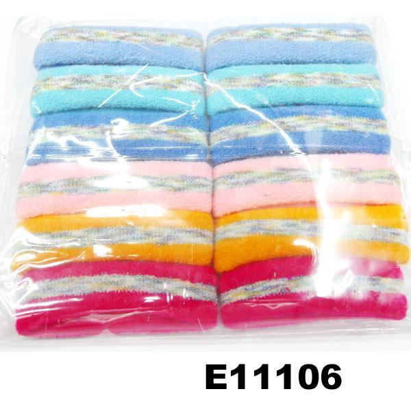 women girls daily use black cotton hairband wholesale 8