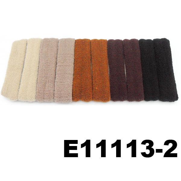 women girls daily use black cotton hairband wholesale 11