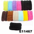 women girls daily use black cotton hairband wholesale 13