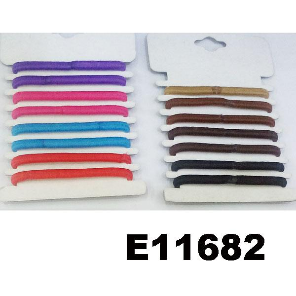 women girls daily use elastic rubber band hair ties wholesale 4