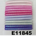 women girls daily use elastic rubber band hair ties wholesale 7