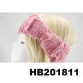 baby girls wool crochet knit headbands wholesale 9