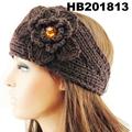 baby girls wool crochet knit headbands wholesale 11