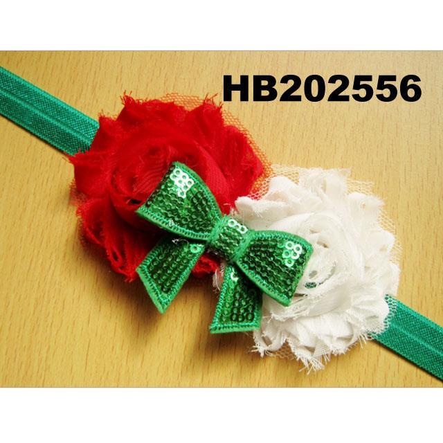 baby girl sequin butterfly elastic baby headband wholesale 12
