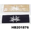 fashion milk silk fabric stretch hair band wholesale 4