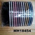fashion women 6 rows crystal rhinestone plastic hair combs wholesale 7