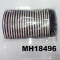 fashion women 6 rows crystal rhinestone plastic hair combs wholesale 12