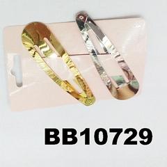 long nickel free metal curved hair bobby pin wholesale