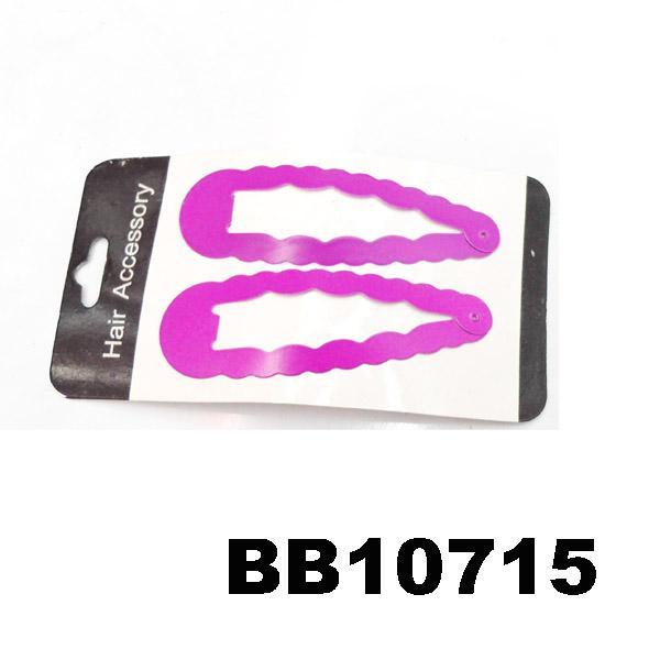 long nickel free metal curved hair bobby pin wholesale 2