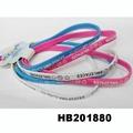 custom print sport hairband 2