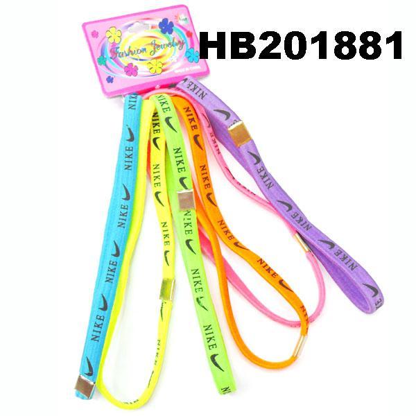 custom print sport hairband 3
