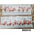 fashion korean crystal stone flamingo brooch pins wholesale 2