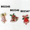 wholesale crystal stone jingle bell
