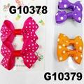 cheap wholesale mini small ribbon hair bows 3
