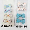 cheap wholesale mini small ribbon hair bows 4