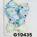 cheap wholesale mini small ribbon hair bows 5