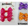 cheap wholesale mini small ribbon hair bows 7