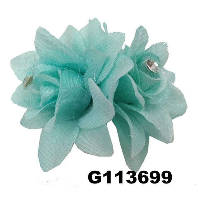 wedding bridal women hair flower hair clips 3