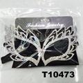 glitter crystal rhinestone stone face mask wholesale