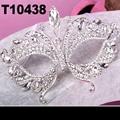glitter crystal rhinestone stone face mask wholesale 7