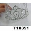 crystal stone beauty pageant princess tiaras 2