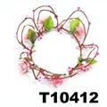 beautiful kids adult fabric thorns flower crown 2