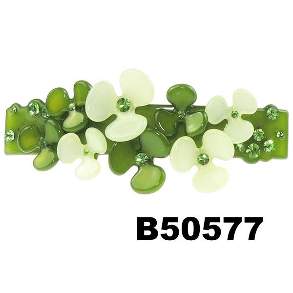 fashion kids girls bowknot bow plastic hair french barrette clips wholesale 4
