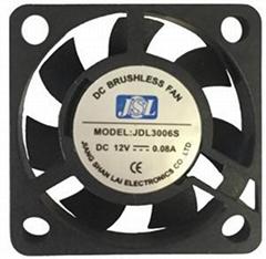 5V/12V factory direct supply plastic DC  Axial Fan JSL3006